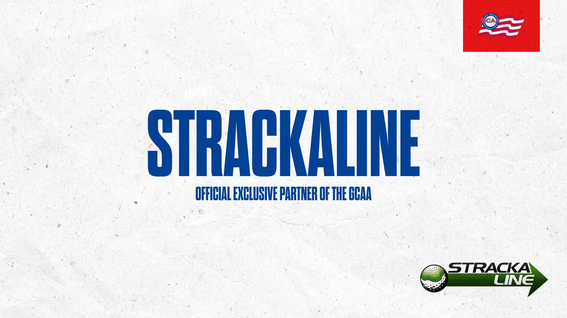 StrackaLine Named Exclusive Partner Of Golf Coaches Association Of America, Women's Golf Coaches Association