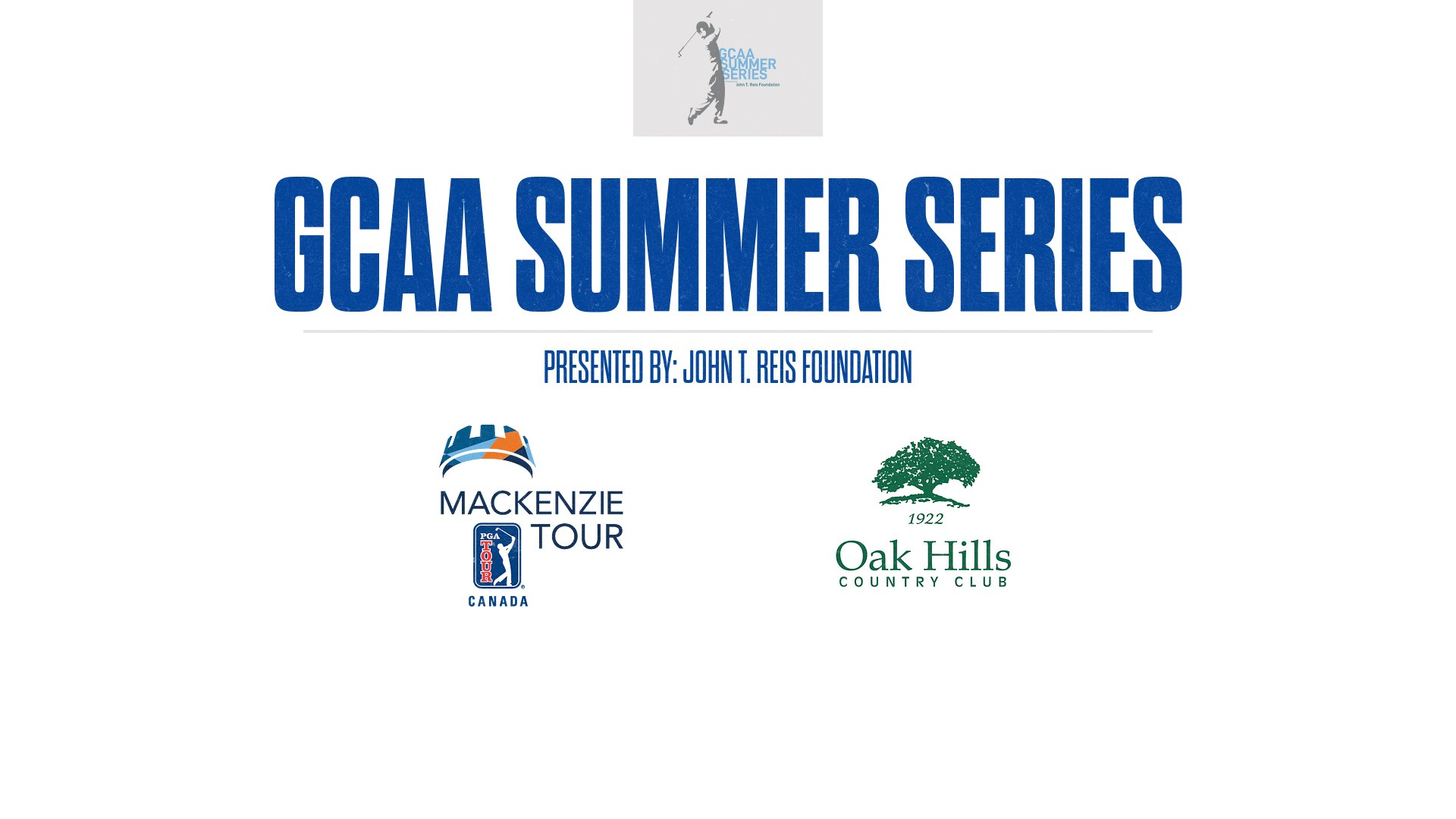 GCAA Announces Summer Series Championship Site, Partnership with PGA TOUR's International Tours